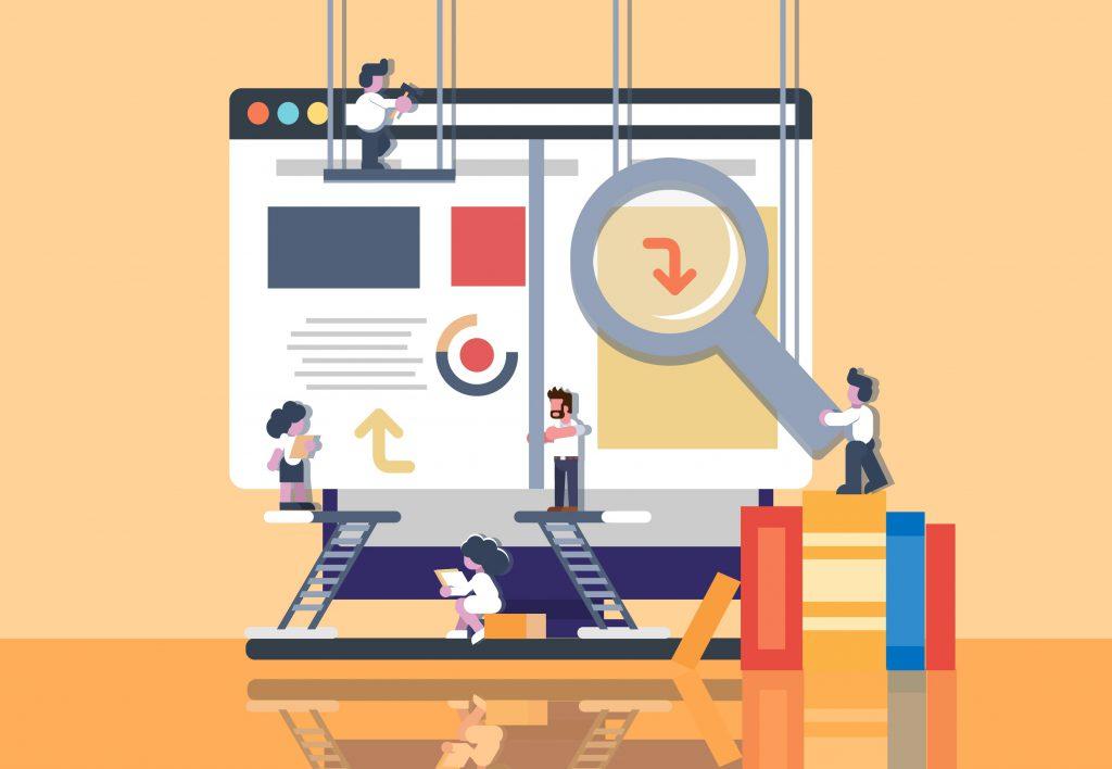 网络推广服务:网站开发,网站搜索排名该如何提高?